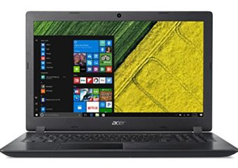 Acer Aspire 3 A315 21 95LK Notebook con Processore AMD Dual Core A9 9420e Ram 8 GB DDR4 256 GB SDD Scheda grafica Radeon R5 Windows 10 Home Display