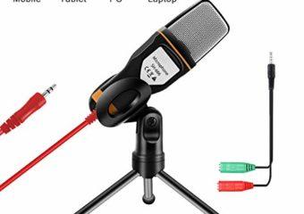 microfono condensatore per pc